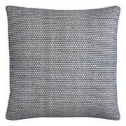 Rizzy Home Solid Textured Woven Throw Pillow