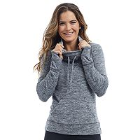 Women's Balance Collection Carmel Cowlneck Thumb Hole Top