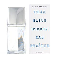 Issey Miyake L'eau Bleue D'Issey Eau Fraiche Men's Cologne - Eau de Toilette