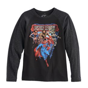 Boys 8-20 Justice League Graphic Tee