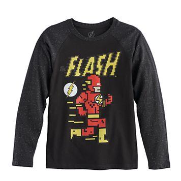 Boys 8-20 Flash Graphic Tee