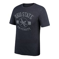Men's Ohio State Buckeyes Staple Banner Tee