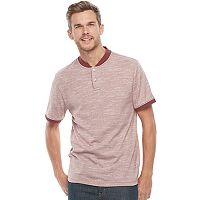 Men's Method Regular-Fit Half-Collar Henley