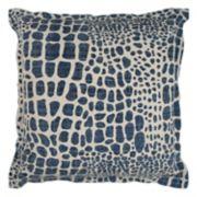 Rizzy Home Animal Print Throw Pillow