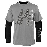 Boys 8-20 San Antonio Spurs Tee Combo Set