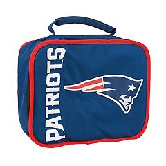 New England Patriots Sacked Insulated Lunch Box by Northwest