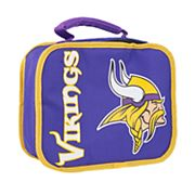 Minnesota Vikings Sacked Insulated Lunch Box by Northwest