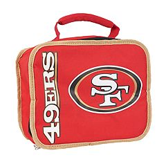 San Francisco 49ers Sacked Insulated Lunch Box by Northwest