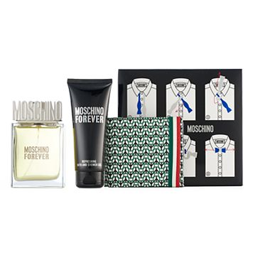Moschino Forever Men's Cologne & Wallet Gift Set