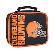 Cleveland Browns Sacked Insulated Lunch Box by Northwest
