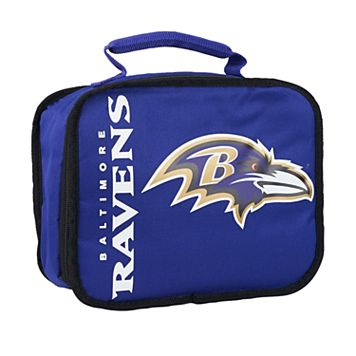 Baltimore Ravens Sacked Insulated Lunch Box by Northwest