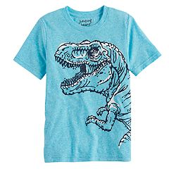 Boys 4-10 Jumping Beans® Heathered Graphic Tee