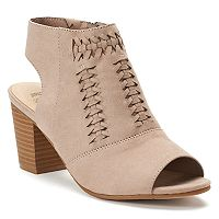 SONOMA Goods for Life™ Honoria Women's High Heel Ankle Boots