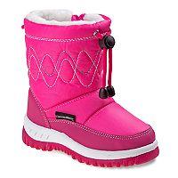 Rugged Bear Girls' Winter Boots