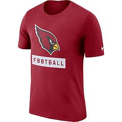 Men's Nike Arizona Cardinals Football Logo Tee