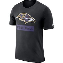 741565ae0 Men s Nike Baltimore Ravens Football Logo Tee