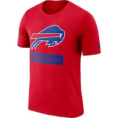 Men's Nike Buffalo Bills Football Logo Tee