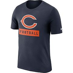 Men s Nike Chicago Bears Football Logo Tee f1cf6cbc7