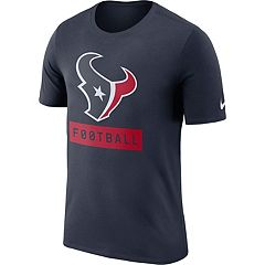 Men's Nike Houston Texans Football Logo Tee