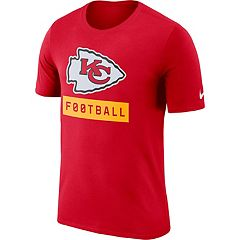 Men's Nike Kansas City Chiefs Football Logo Tee