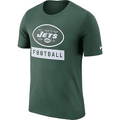 Men's Nike New York Jets Football Logo Tee