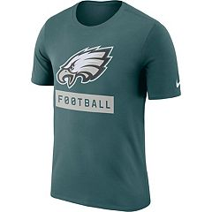 Men's Nike Philadelphia Eagles Football Logo Tee