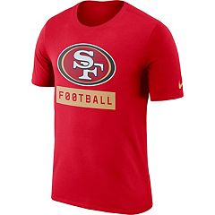 Men's Nike San Francisco 49ers Football Logo Tee