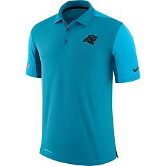 Men's Nike Carolina Panthers Polo Shirt