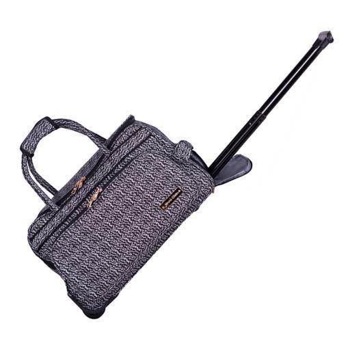 Jenni Chan Bryant Carry-All Wheeled Duffel Bag