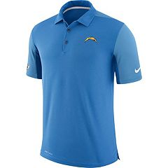 Men's Nike Los Angeles Chargers Polo Shirt