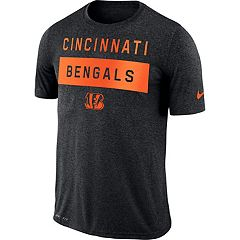 Men's Nike Dri-FIT Cincinnati Bengals Tee