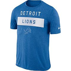 Men's Nike Dri-FIT Detroit Lions Tee