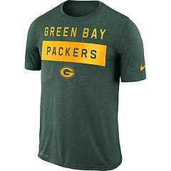 Men's Nike Dri-FIT Green Bay Packers Tee