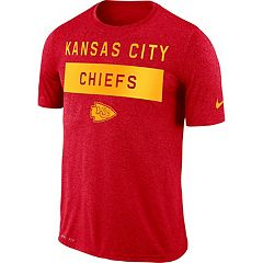 Men's Nike Dri-FIT Kansas City Chiefs Tee