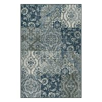 Maples Ada Floral Patchwork Rug