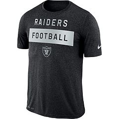 Men's Nike Dri-FIT Oakland Raiders Tee