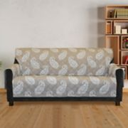 Sure Fit Furniture Flair Paisley Sofa Slipcover