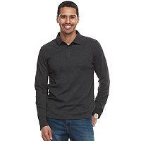 Men's Apt. 9® Slim-Fit Stretch Soft Touch Slubbed Polo