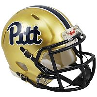 Riddell NCAA Pitt Panthers Speed Mini Replica Helmet