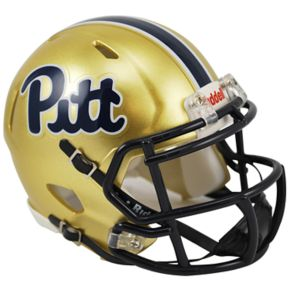 Riddell NCAA Pitt Panthers Speed Mini Replica Helmet