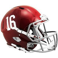 Riddell NCAA Alabama Crimson Tide Speed Replica Helmet