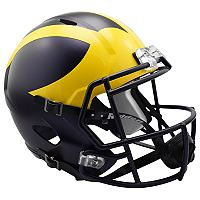 Riddell NCAA Michigan Wolverines Speed Replica Helmet