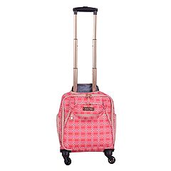 Jenni Chan Hanover 15-Inch Wheeled Underseater Carry-On Luggage