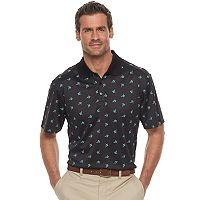 Men's Haggar® Regular-Fit Performance Polo