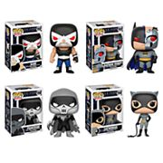 DC Comics Batman Funko POP Collectors Set