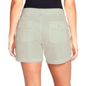Women's Gloria Vanderbilt Cathy Comfort Waist Cargo Shorts
