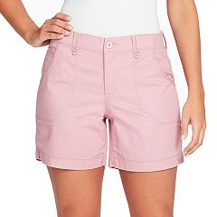 Women's Gloria Vanderbilt Cathy Cargo Shorts