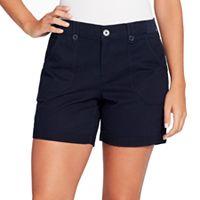 Women's Gloria Vanderbilt Cathy Cargo Shorts