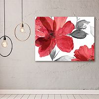 Artissimo Designs Surrender II Canvas Wall Art
