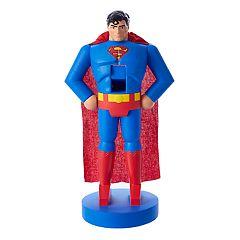 DC Comics Superman Nutcracker Christmas Table Decor by Kurt Adler
